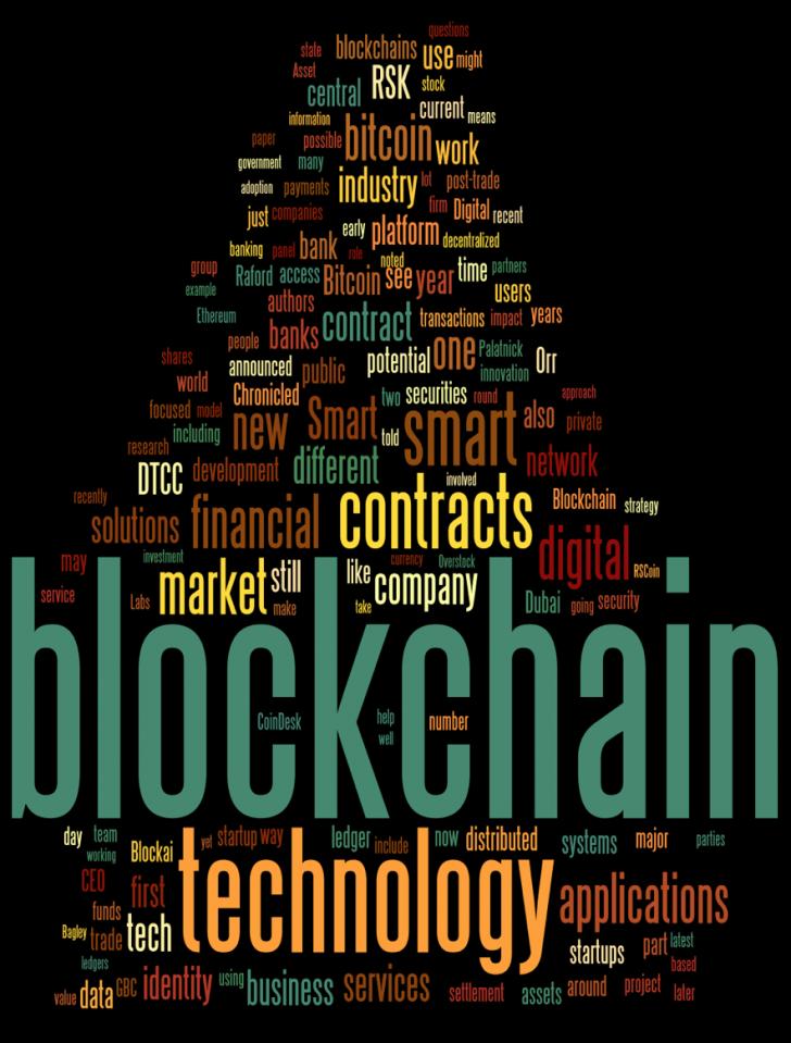 استفاده از تکنولوژی بلاکچین در ایران برای ارائه خدمات و تسهیلات به جامعه