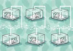 رای گیری با استفاده از تکنولوژی بلاک چین
