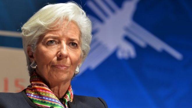 رییس صندوق بین المللی پول