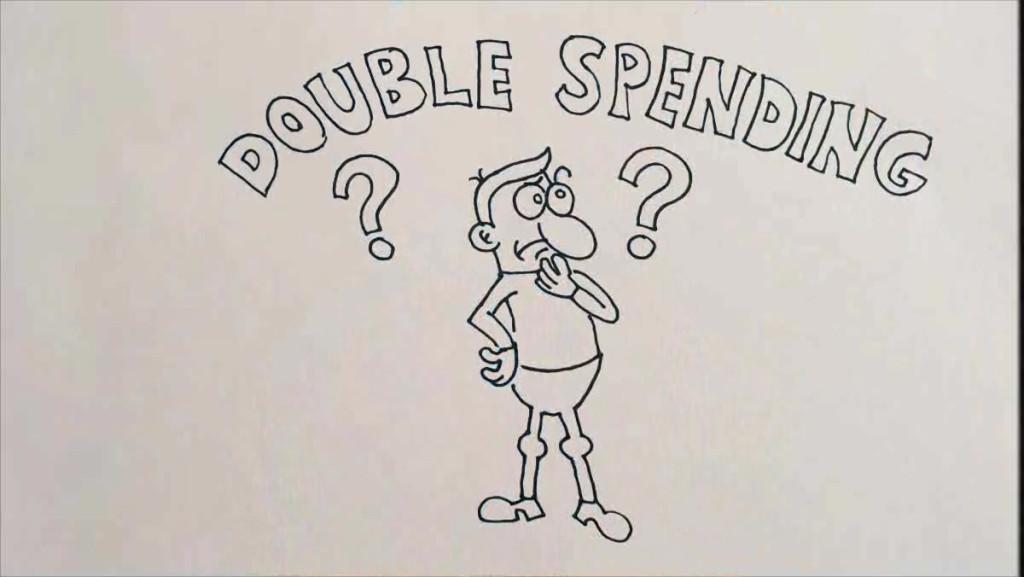 Double-Spending Problem یا  ٢بار خرج کردن.