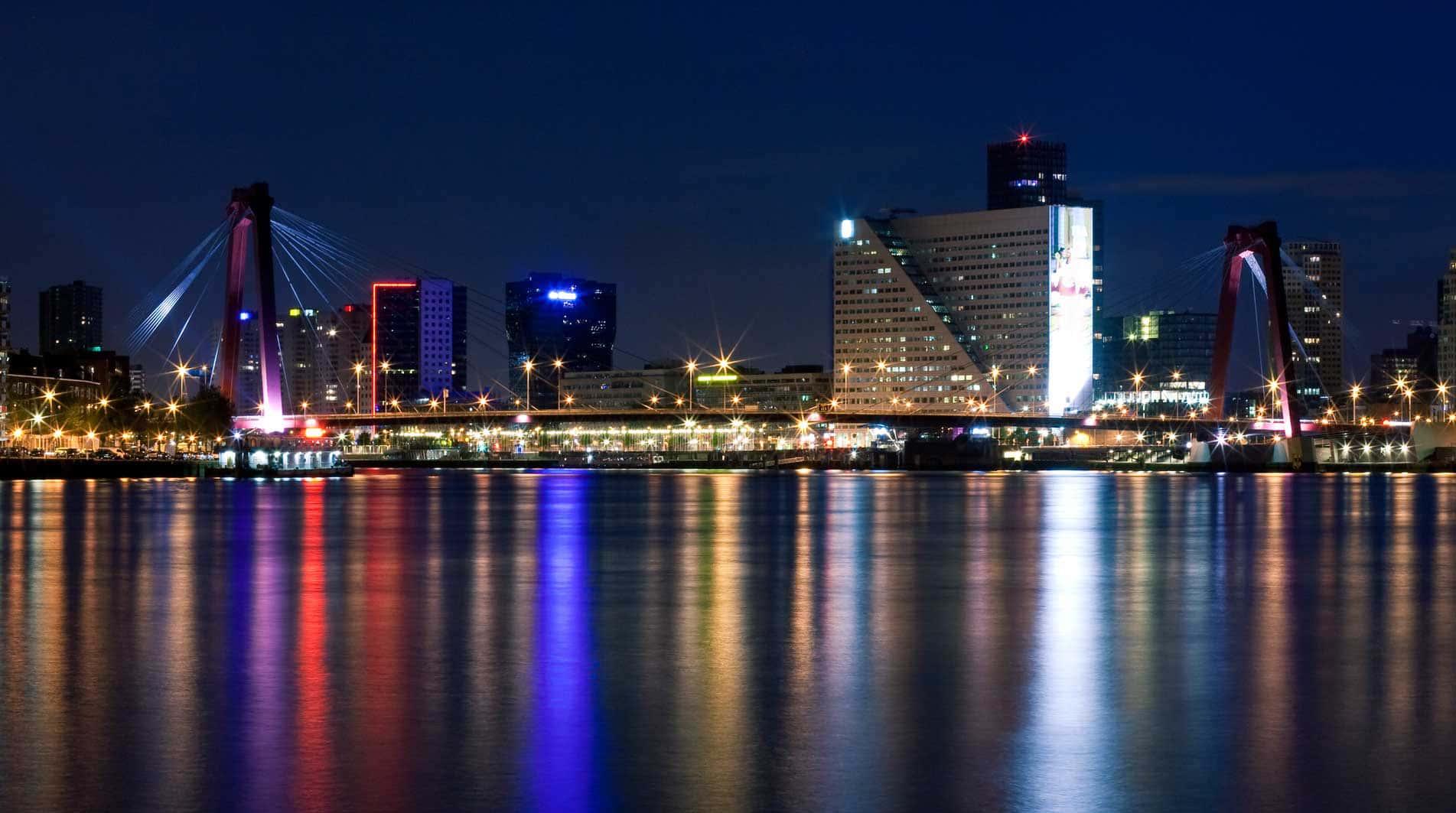 شهر رتردام اجاره نامه های خود را در یک بلاکچین ثبت می نماید