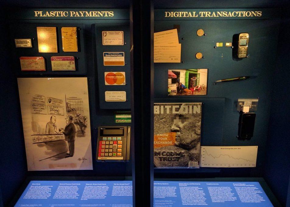 نمایشگاه بیتکوین های فیزیکی