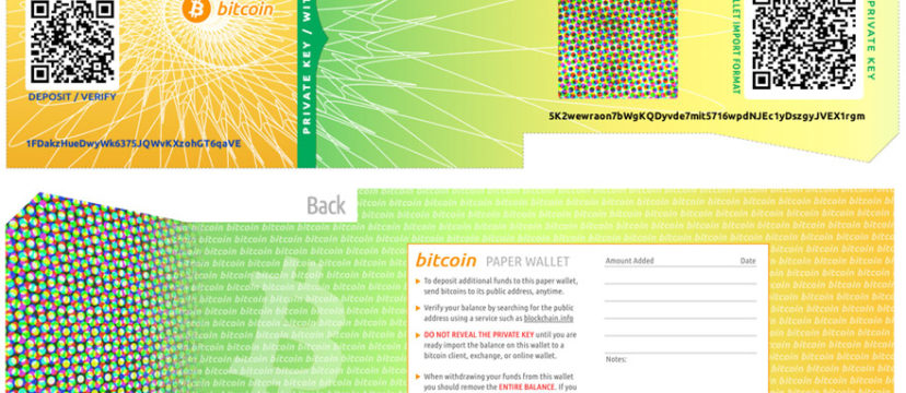 Bitcoin Paper Wallets