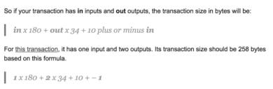 12 390x127 نحوه محاسبه هزینه تراکنش های بیتکوین