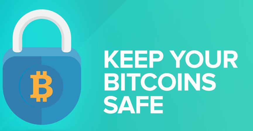 Keep Your Bitcoins Safe پویا علیخانی