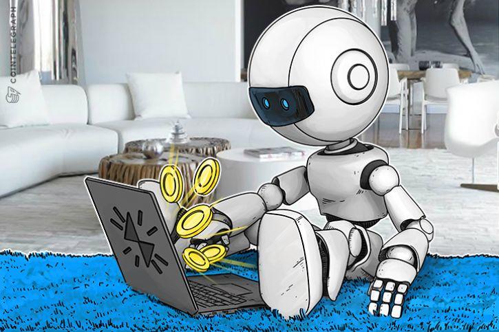Bot های سرمایه گذار در بازار رمزارز ها (کریپتوکارنسی)