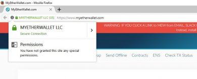 how to create myetherwallet account 390x157 نحوه ساخت والت کاغذی اتریوم با استفاده از MyEtherWallet
