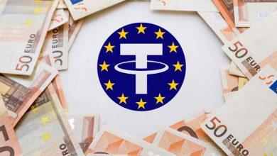 Tether پس از موفقیت در عرصه دلار دیجیتال به سمت عرضه EURT می رود