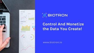 Biotron : راهی برای کنترل و درآمد زایی از داده هایی که خلق می کنید