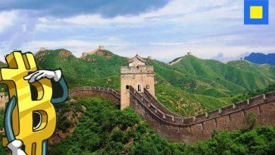 دولت چین استفاده از صرافی های رمزارزی (کریپتوکارنسی) خارجی را ممنوع کرد