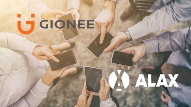 خبر خوب برای علاقمندان Alax : اعلام همکاری با تولید کننده تلفن همراه (Gionee)