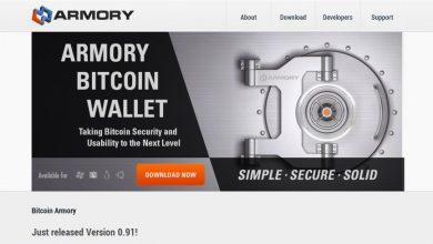 مدیریت کلید بیت کوین (این قسمت: کیف پول Bitcoin Armory)/ قسمت نهم)