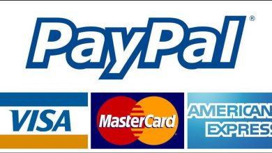 ایمیل هشدارآمیز Paypal به مشتریان در خصوص استفاده از ارز های رمزنگاری شده (رمزارز)