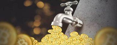 کسب درآمد از بیت کوین و رمزارز با Faucet
