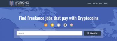 کسب درآمد از بیت کوین با وب سایت WorkingForBitcoins