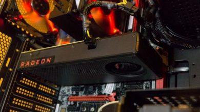 بهترین کارت گرافیک استخراج AMD Radeon RX580