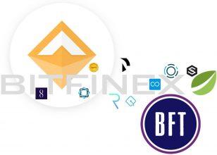 اعلام جفت مبادله ای برای 12 آلتکوین در Bitfinex