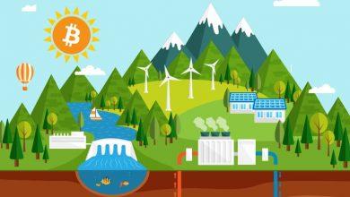 استخراج بیت کوین و رمزارز ها می تواند به کاهش رد پای کربن در طبیعت کمک می کند؟