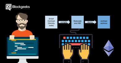 راهنمای تبدیل شدن به یک توسعه دهنده اتریوم (Ethereum)