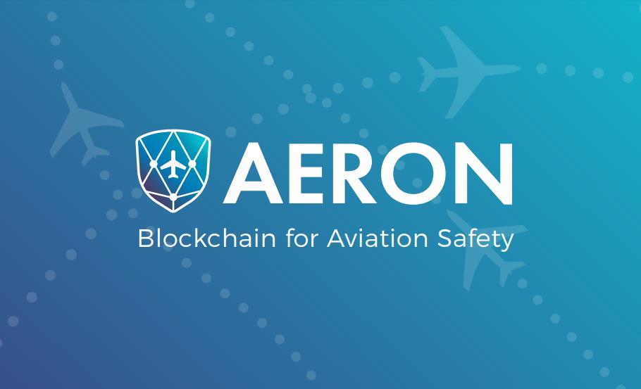 Aeron و بهبود امنیت در صنعت هوانوردی بوسیله تکنولوژی بلاکچین