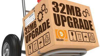 انشعاب سخت و موفق بیت کوین کش: افزایش سایز بلاک از 8 به 32 مگابایت