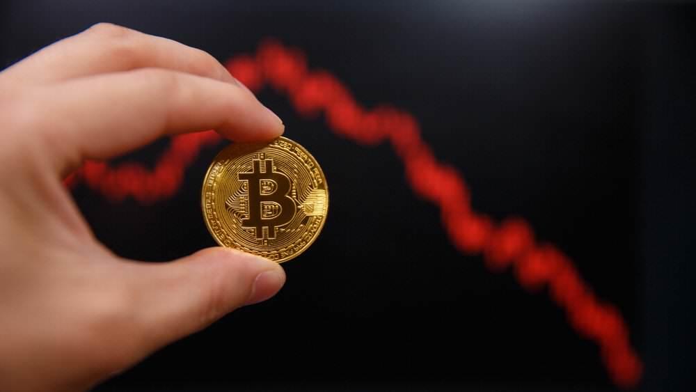 تحلیل قیمت بیت کوین (bitcoin)؛ کاهش در پیش است، آیا حمایت ها دوام می آورند؟