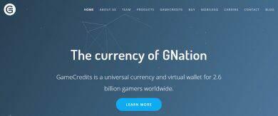 معرفی پلتفرم بازی GameCredits و استخراج رمزارز Gshare