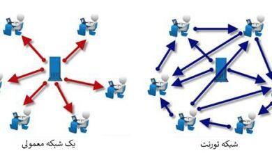 Torrent network vs Storj platform