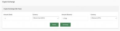 تبدیل رمز ارز ها به یکدیگر و یا تبدیل فیات به رمز ارزها در Localbitcoincash