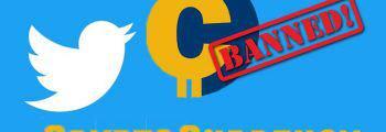 ممنوع کردن آگهی های مربوط به رمز ارز ها توسط توییتر