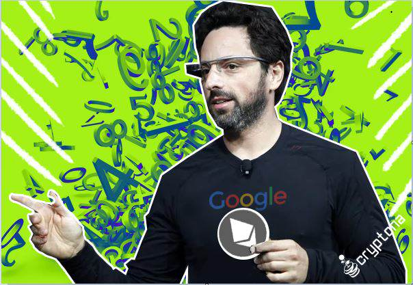 مؤسس گوگل یک ماینر ارز های رمزنگاری شده است