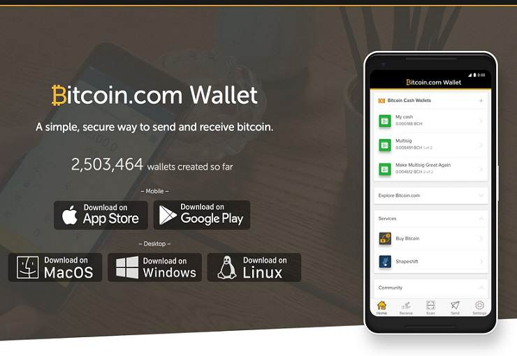 دانلود کیف پول بیت کوین برای سیستم های مختلف