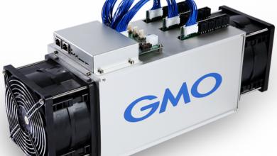 33TH/s برای ماینینگ (mining) بیت کوین با ماینر (miner) جدید GMO