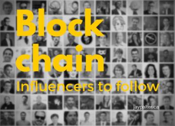 10 چهره معتبر رمز ارز و بلاک چین (blockchain) جهت فالو در twitter