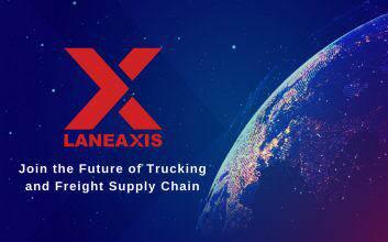 راه حل بلاک چینی LaneAxis، در به کارگیری ظرفیت کامل حمل و نقل