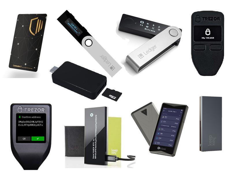 کیف پول سخت افزاری چیست + بهترین کیف پول سخت افزاری ۲۰۲۱