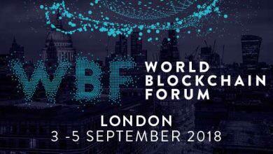 کوین ایران شریک رسانه ای World Blockchain Forum 2018 در لندن