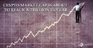 آیا کل ارزش بازار رمز ارز ها در 2021 از ترلیون دلار می گذرد؟