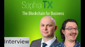Sophia TX و ایجاد پل ارتباطی در بین بلاک چین و کسب و کار ها