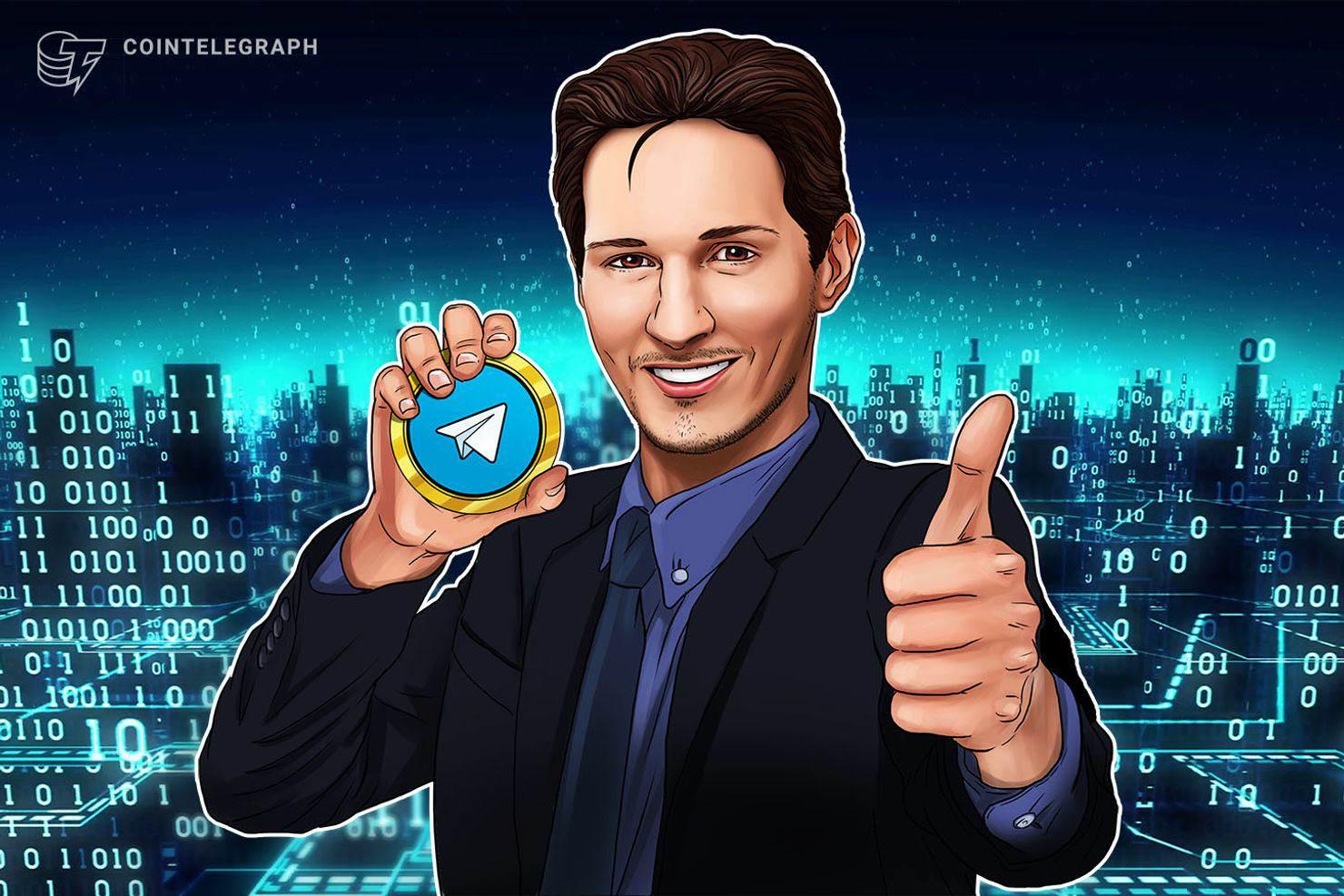 آیا تلگرام از نسخه آزمایشی پلت فرم TON در پاییز امسال رونمایی می کند؟