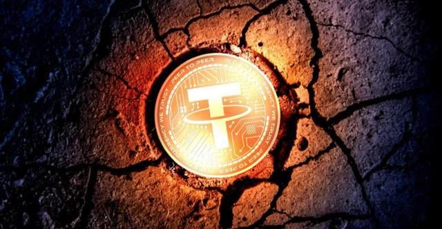 کمپانی تتر ( Tether ) ۵۰۰ میلیون توکن USDT خود را از بین برد