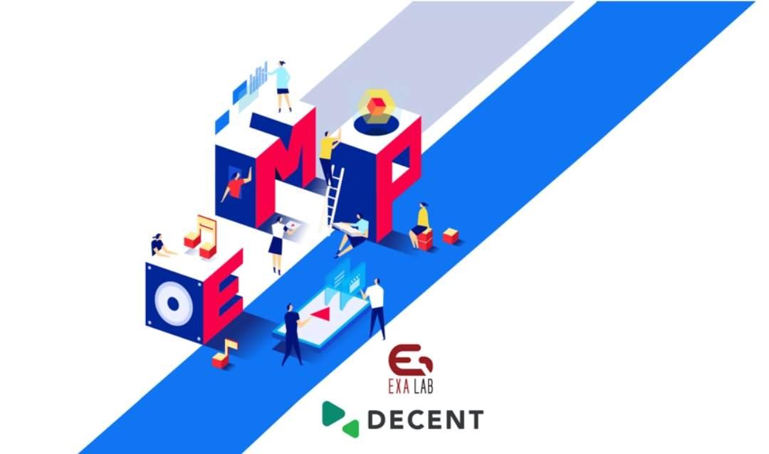 تفاهم نامه متقابل بین شرکت بلاک چینی Decent و EXA Lab کره ای