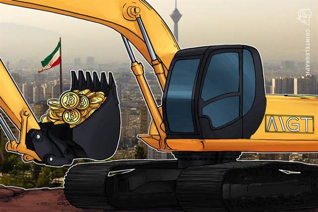 استخراج سودمند بیت کوین در ایران با وجود تحریم ها و سقوط قیمت