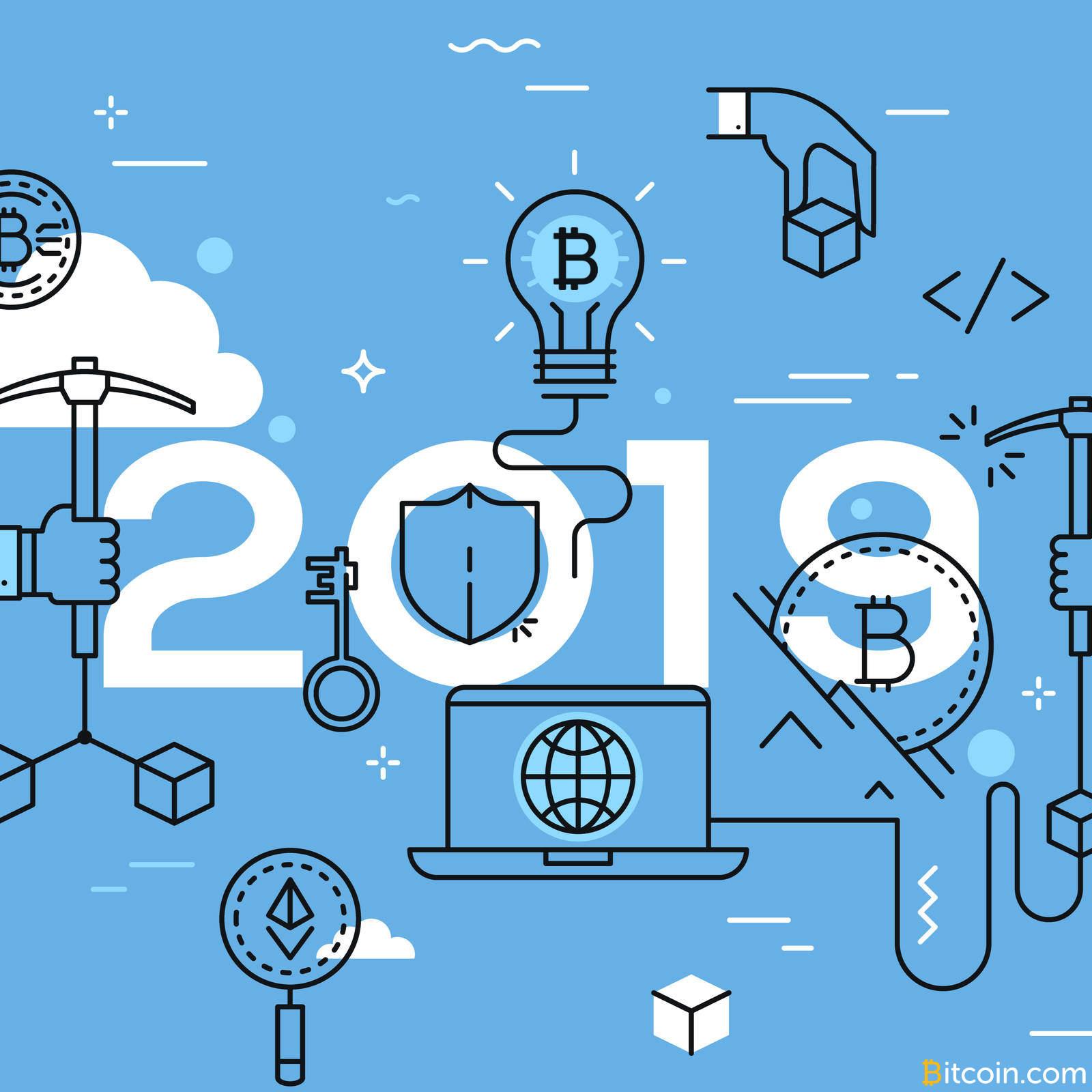 هفت چشم انداز اصلی صنعت بلاک چین و رمز ارز ها در سال ۲۰۱۹