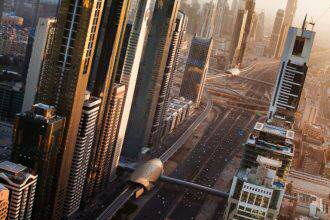 دوبی میتواند تا سال ۲۰۲۰ به اولین شهر بلاک چینی جهان تبدیل شود؟