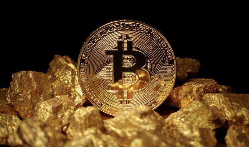 بیت کوین (BTC) به عنوان ابزار غالب ذخیره ارزش جایگزین طلا می شود
