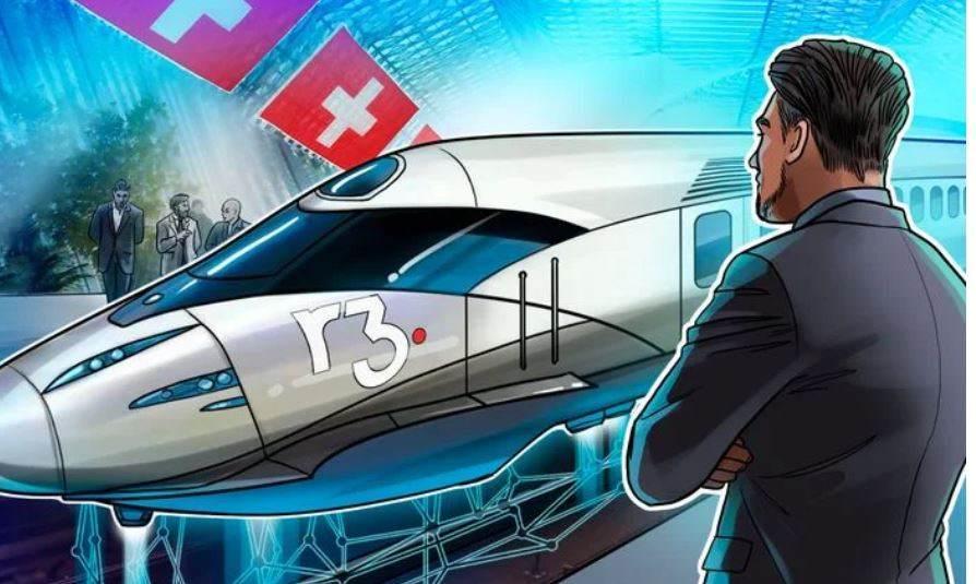 استفاده از R3 Corda در پلتفرم بلاک چینی بورس اوراق بهادار سوئیس
