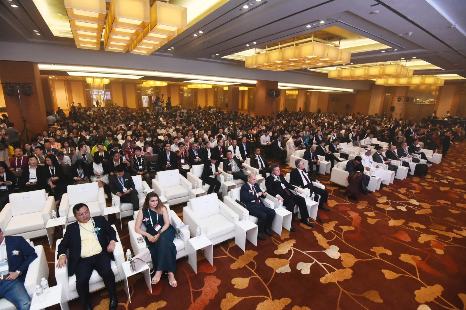 پایان گردهمایی ۳۰۰۰ نفری فعالان صنعت رمز ارز در کنفرانس Blockchain-Life سنگاپور
