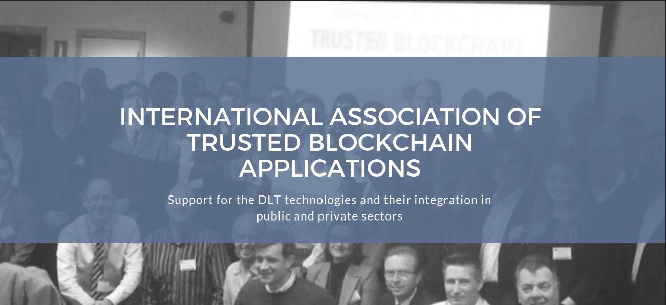 (International Association of Trusted Blockchain Applications (INATBA