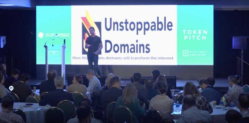 Unstoppable Domains برای ثبت غیرمتمرکز دامنه ۴ میلیون دلار سرمایه جذب کرد